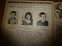 N° 23 Journal De PLOUF-Nohain :Prix-beauté (Pierre Guillot à Ainay;Murielle Berthouje à Unieux;Maxime Marronng à Aubigny - Giornali