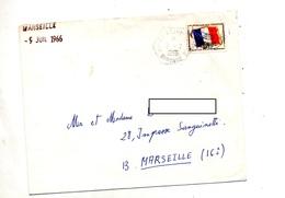Lettre Cachet Rural Bordeaux ? Sur Franchise Militaire Drapeau - Cachets Manuels
