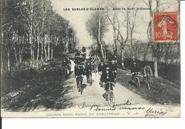 Les Sables D'Olonne-Dans La Forêt D'Olonne - Sables D'Olonne