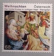2016 Austria Mi. 3305**MNH   Weihnachten  Der Holde Knabe Im Lockigen Haar; Altarbild - 1945-.... 2. Republik