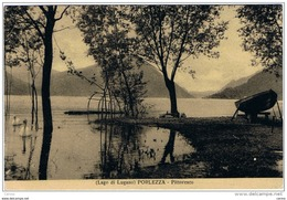 PORLEZZA (CO):  LAGO  DI  LUGANO  -  PITTORESCO  -  FOTO  -  FP - Invasi D'acqua & Impianti Eolici