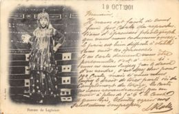 Femme De Laghouat - Algérie