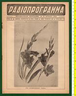 M3-37009 Greece 10.6.1962. Magazine RADIO-PROGRAM No 628. - Andere