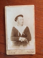 MATELOT Par A.Boboli à Toulon - Ancianas (antes De 1900)