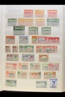 BRITISH COMMONWEALTH (ADEN TO GOLD COAST) 1860's To 1980's UNCHECKED MINT & USED With Issues From Aden, Antigua, Austral - Postzegels