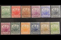 """1919 Newfoundland Contingent """"Caribou"""" Set, SG 130/41, Mint (12 Stamps) For More Images, Please Visit Http://www.sandafa - Newfoundland And Labrador"""