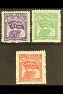 NORTH EAST CHINA 1948 Youth Day Set, SG NE210/12, Fine Mint. (3 Stamps) For More Images, Please Visit Http://www.sandafa - China