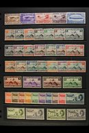 1933-48 MINT AIR POST SETS COLLECTION. ALL DIFFERENT & Presented On A Stock Page, Includes The 1933 Air Set & Aviation C - Egypt