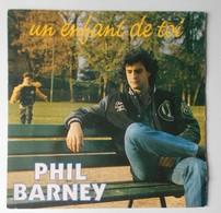Disque 45 Tours PHIL BARNEY - 1987 *** - Filmmusik