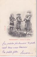 Port-en-Bessin/14/ Pêcheuses De Moules/ Réf:fm:1148 - Port-en-Bessin-Huppain