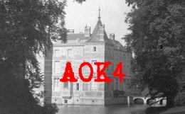 ANVAING CHATEAU Occupation Allemande 1917 Tournai Thimougies Hainaut Feldpost Frasnes Lez Anvaing - Frasnes-lez-Anvaing