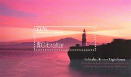 Gibraltar MNH SS - Lighthouses