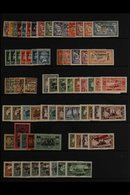 ALAOUITES 1925 - 1929 Country Complete, Very Fine Mint. (70 Stamps) For More Images, Please Visit Http://www.sandafayre. - Syria