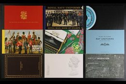 PRESTIGE BOOKLET COLLECTION. 1969-2011 ALL DIFFERENT Collection Of Complete Never Hinged Mint Prestige Booklets, Highly  - Great Britain