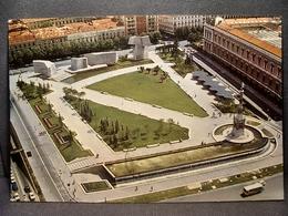 (FG.O46) MADRID - PLAZA DEL DESCRUBIMIENTO DE AMERICA (viaggiata) - Madrid