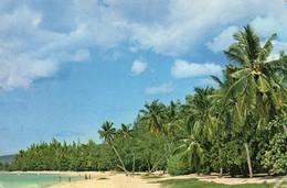 Carte De Ile Maurice ...La Plage De Pointe Aux Sables - Mauritius