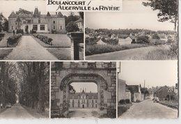 BOULANCOURT (77) AUGERVILLE-LA-RIVIERE (45). Souvenir De ... 5 Vues - Other Municipalities