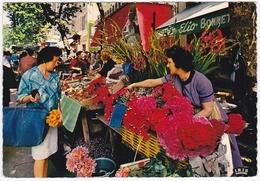 TOULON - Le Marché Aux Fleurs - Toulon