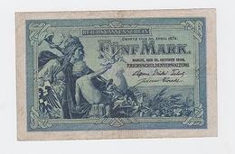 5 Mark Du 30 Avril 1874 Pick 8 - [ 2] 1871-1918 : German Empire