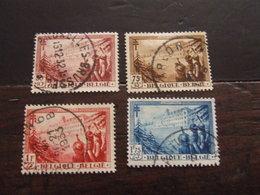 BELGIO 1932 SANATORIO USATO - Usati
