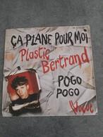 Disque De Plastic Bertrand - ça Plane Pour Moi - Vogue 45. X. 140.316 - 1977 - - Punk