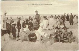 Coq-sur-Mer , Jeux D'Enfants - De Haan