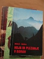 SLOVENIA, PLANINARNA TEHNIKA IN TOPOGRAFIJA, TRI KNJIGE - Sachbücher
