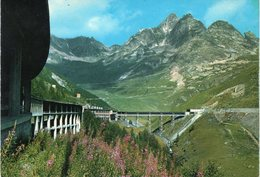 Aosta - Traforo Del Gran San Bernardo - Autostrada Coperta - Fg - Altre Città