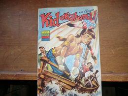 Kid Oklahoma:- N°32 - 12 Août 1954 - Books, Magazines, Comics