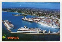 BARBADOS - AK 351572 Bridgetown - Port - Barbados