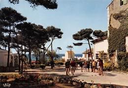 SAUSSET-les-PINS - Centre De Loisirs Ricard - Joueurs De Boules - Pétanque - Renault 4L Publicité Ricard - France
