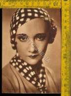 Personaggio Cinema Attore Attrice Teatro Cantante Elsa Merlini - Artisti
