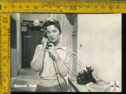 Personaggio Cinema Attore Attrice Teatro Cantante Giovanna Ralli - Artisti