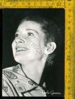 Personaggio Cinema Attore Attrice Teatro Cantante Carla Gravina - Artisti