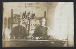 LEOPOLDSBURG * BOURG LEOPOLD * OUDE FOTO * 1923 * MESS OFFICIEREN * MESS DES OFFICIERS * 2 SCANS - Krieg, Militär