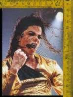 Personaggio Cinema Attore Attrice Teatro Cantante Michael Jackson - Artisti