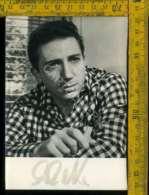 Personaggio Cinema Attore Attrice Teatro Cantante Autografo Mike Bongiorno - Artisti