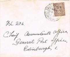 33022. Carta BAILE ATHA CLIAT (Dublin) Eire 1948 - 1937-1949 Éire