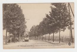 BO079 - FONTENAY SOUS BOIS - Avenue Victor Hugo à La Route Stratégique - Tramway - Fontenay Sous Bois
