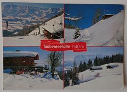 KOSSEN / TIROL - Taubenseehutte, Familie Fahringer - Vg A2 - Altri