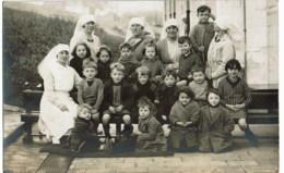 Rande Photo Ancien / Schoolfoto / School / Photo / Klasfoto  1928 - Personnes Anonymes