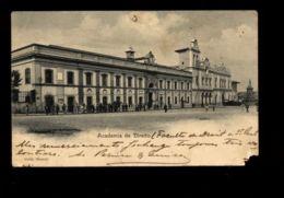 C1322 BRASIL - SÃO PAULO - ACADEMI DE DIREITO ANIMADA VIAJADA 1902 - São Paulo