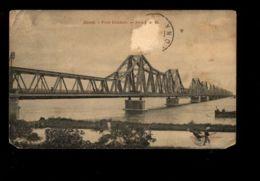 C1333 VIETNAM - HANOI - PONT DOUMER \ DOUMER BRIDGE 1906? - Vietnam