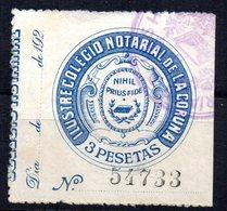 Fiscal Ilustre Colegio Notarial De La Coruña 3 Pts - Fiscales