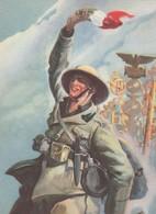 Cartolina  - Postcard /non Viaggiata -  Not Sent -  Battaglione Camice Nere  Africa Orientale. - Regiments