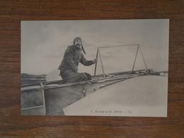 """"""" édition Carte D'autrefois """" Portrait De M. Blériot - Airmen, Fliers"""