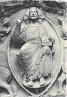 CHARTRES - Cathédrale - Portail Royal - Christ De L'Apocalypse - Chartres