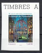 Jean Michel Othoniel, Le Kiosque Des Noctambules à Paris, AUTO ADHESIF N° 525,  2011  Neuf **   Grande Marge - France