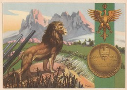 Cartolina  - Postcard /non Viaggiata -  Not Sent -  XXV Settore Di Copertura. - Regimenten