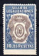 Fiscal Sello De Legalizaciones - Fiscales